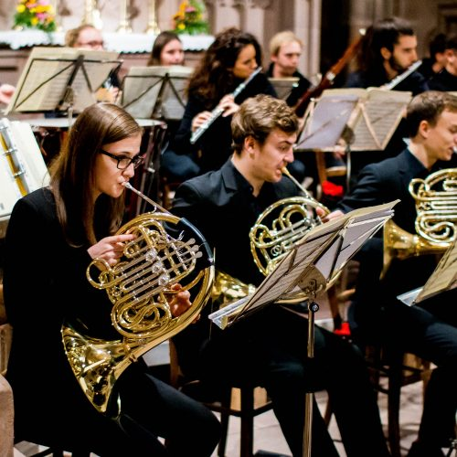 Großes Sinfoniekonzert zur Reformation in Hildburghausen, Foto: Janina Albrecht