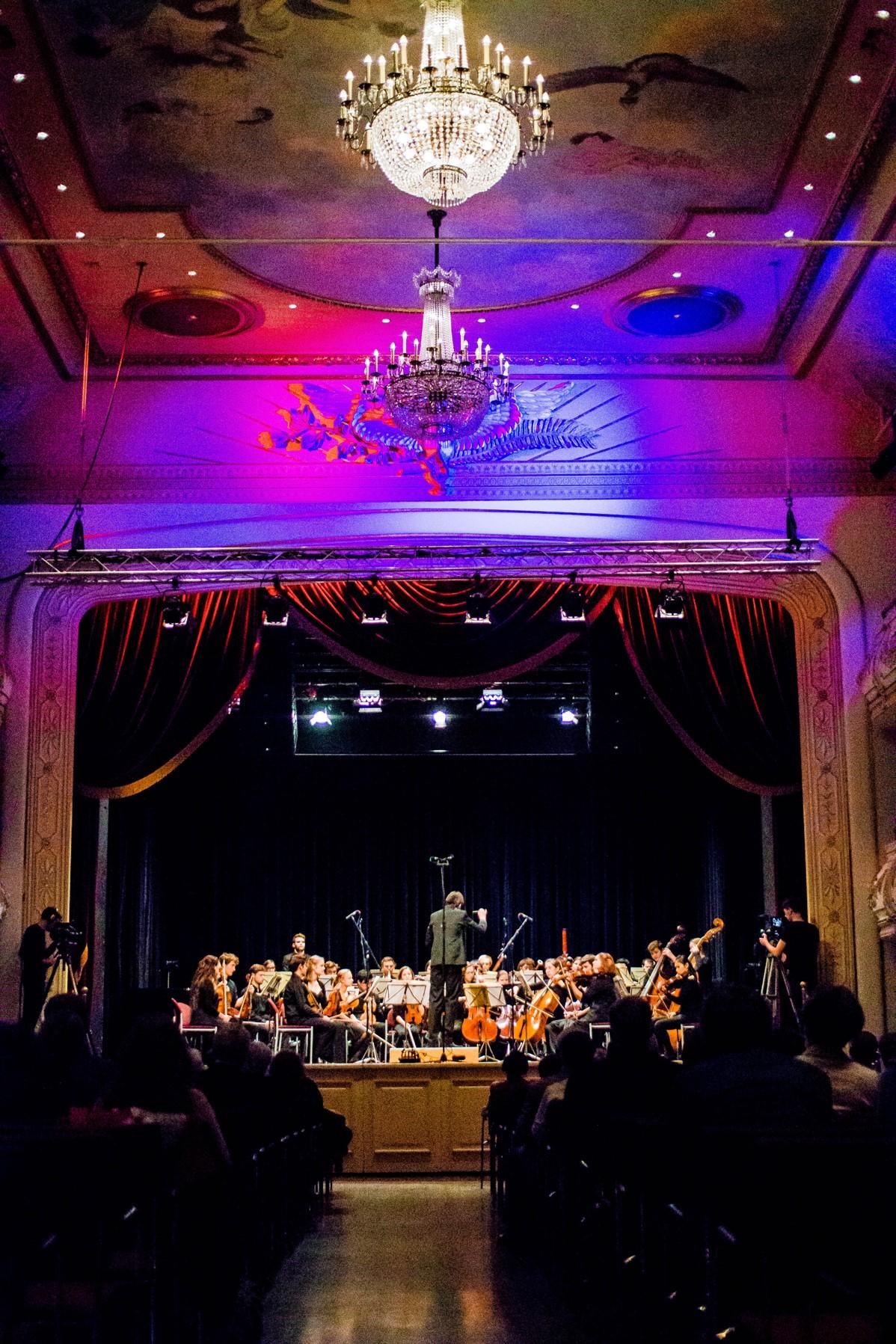Großes Sinfoniekonzert zur Reformation in Erfurt, Foto: Janina Albrecht